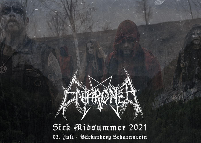 SICK MIDSUMMER 2021 - HEADLINER ANNOUNCEMENT