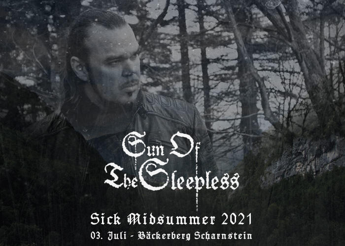 SICK MIDSUMMER 2021 BAND ANNOUNCEMENTS - ROUND 2